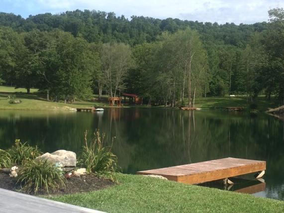 The Lake at Callie's Lake